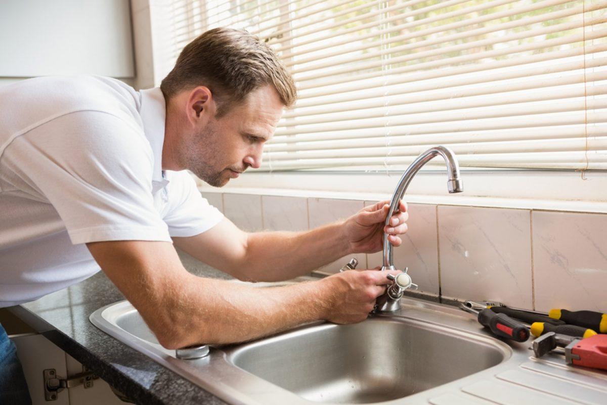 Repair for Faucet and Sink